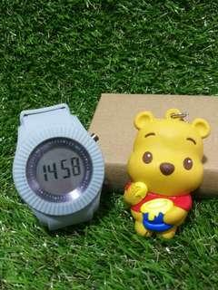 Cotton On Silicone Watch