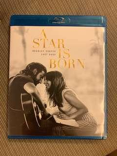 A Star Is Born Blu-ray 星夢情深 藍光 港版