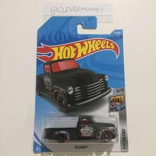 Hot Wheels 327/365 '52 Chevy