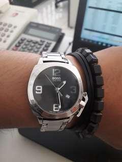 Jam tangan hugo boss swiss made original