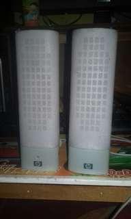 Speaker komputer merk HP