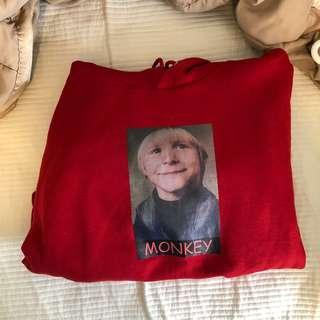 NEW red hoodie
