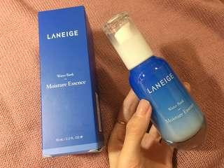 全新 LANEIGE Water Bank Moisture Essence 70ML