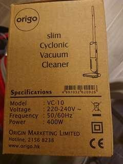 Origo Slim Cyclonic Vacuum Cleaner VC-10