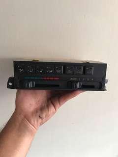 MAZDA LANTIS 1.8 AIRCOND CONTROLLER
