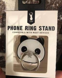 Panda iRing stand #MakeSpaceForLove #MMar18