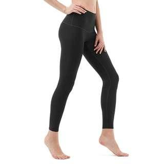 🚚 Telsa Yoga Pants (Black)