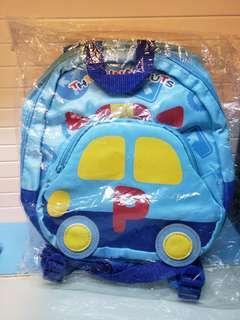 小朋友背囊 sanrio 車仔 backpack