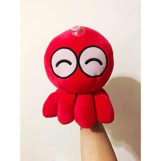 🚚 OCTOPUS (from claw machine)