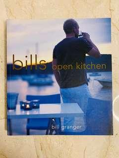 🚚 Bills Open Kitchen by Bill Granger cookbook paperback