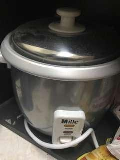 Rice cooker mille