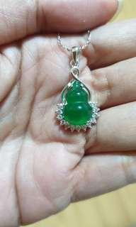 Jade Necklace(玉膸葫芦项链)
