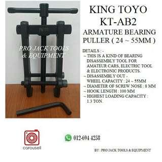 KING TOYO Armature Bearing Puller