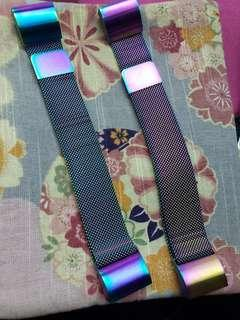Fitbit charge 2米蘭匙扣錶帶