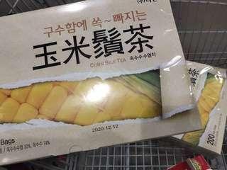 玉米鬚茶 粟米鬚 韓國 Teazen Tea zen