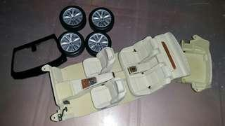 Kyosho  BMW 7 Series  Accesories