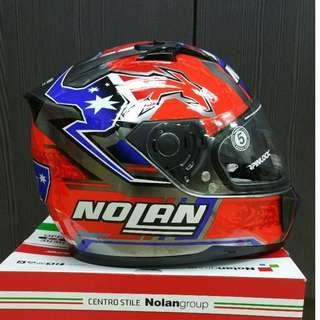 NOLAN N64 C.STONER CHROME