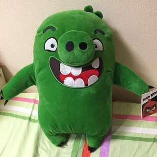 Angry Birds plush toy 毛公仔