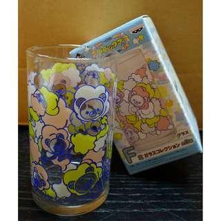 [日版] 鬆弛熊玻璃杯 Rilakkuma Glass (一番くじ F賞) - Made in Japan