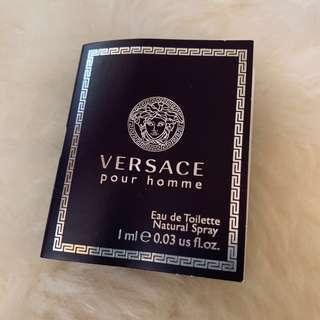 Versace Pour Homme Perfume #MMAR18