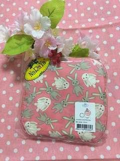 🚚 Naraya foldable shopping bag rabbit print