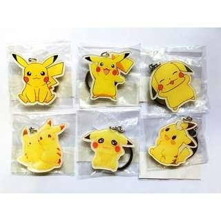 be36279a pokemon keychains | Entertainment | Carousell Singapore