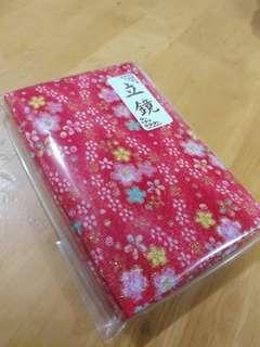 日本花布立鏡