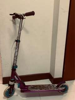 Oxelo kids scooter