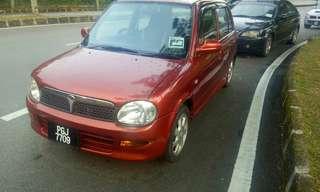 2005 Perodua Kelisa 1.0 EZ Special Edition (A)