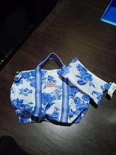Original Cath Kidston floral foldable bag