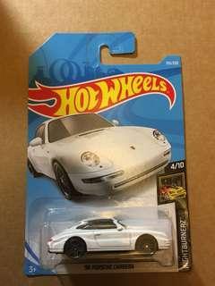 新到現貨 Hot Wheels 96 Porsche Carrera 優惠價$35