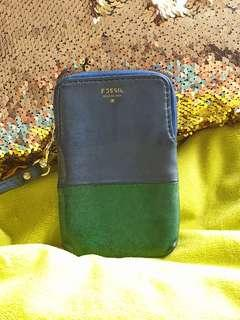 FOSSIL pocket for handphone Original with tag