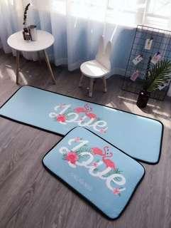 💕 Love Is All You Need Carpet / Floor Mat