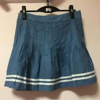 BNWOB Korean Ulzzang Tennis Skirt