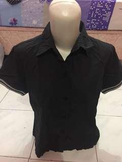 #jualanaja kemeja hitam
