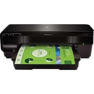 HP 7110 Wide format printer (A3 capable)