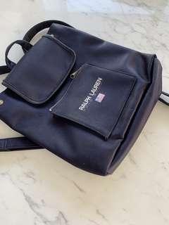 Ralph Lauren vintage backpack