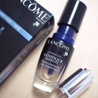 🚚 Lancome Genifique Sensitive Dual Concentrate