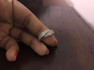 🚚 10k DIAMOND RING