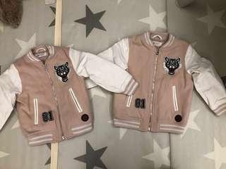 🚚 Girl's bomber jacket