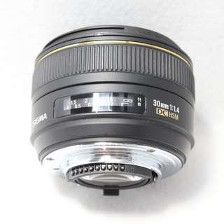 Sigma 30mm F1.4 EX DG HSM for Nikon Mount