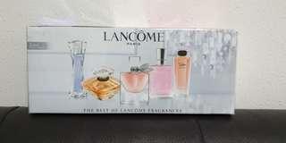🚚 Lancome ladies miniature 5pcs set