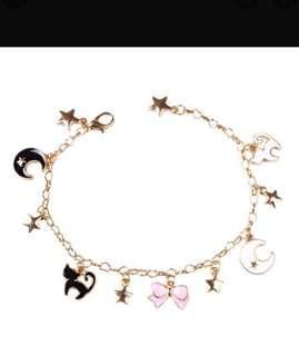 🚚 sailor moon bracelet instock