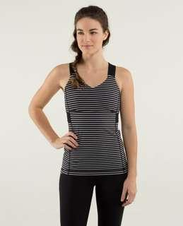 Lululemon push your limits tank