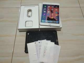 iPad mini 4 Wifi + Cell 16GB