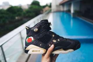 Air Jordan 6 Retro CNY (Ready Stock ) ORIGINAL
