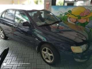 代售 Toyota 1996年汽車
