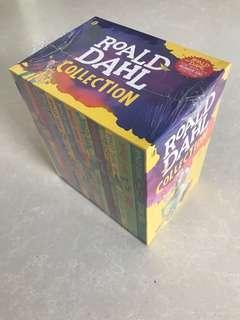 Roald Dahl 15 book collection/box set