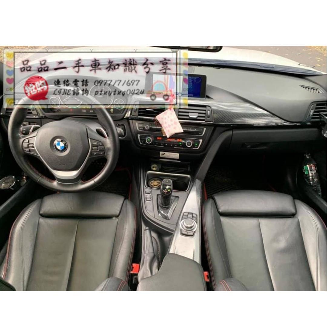 【品品二手車知識分享】時機麥麥,省錢就是賺錢 2012年 BMW 328 白