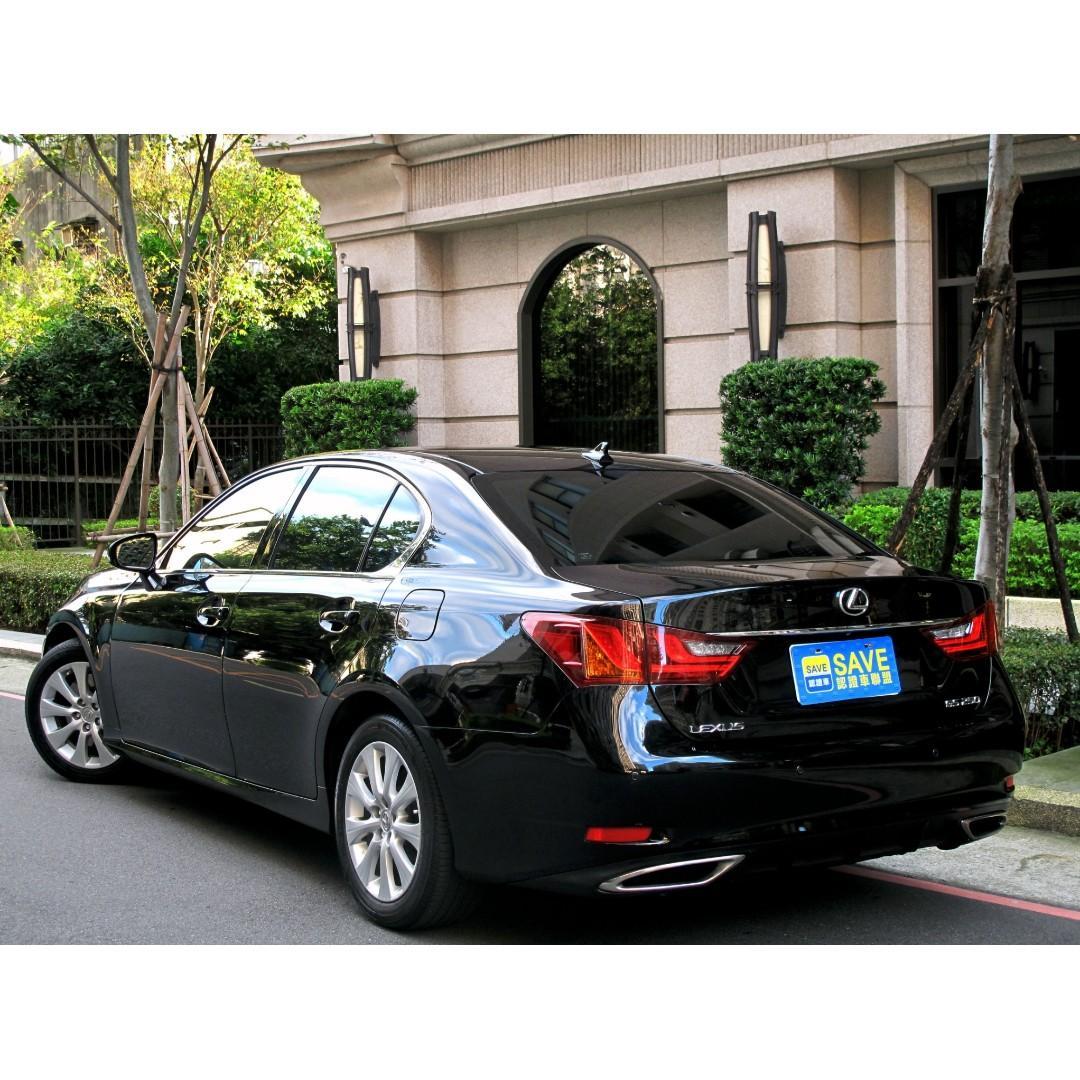 稀有車種 凌志GS250 一手車 原版件 豪華版 電動天窗 HID感應式頭燈 LED日行燈121